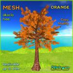 21strom-second-life-mesh-tree-akacia-ORANGE