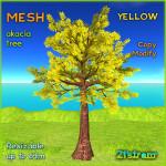 21strom-second-life-mesh-tree-akacia-YELLOW