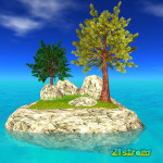 Second-Life-mesh-outside-sim-offsim-mesh-tree-SQUARE-05