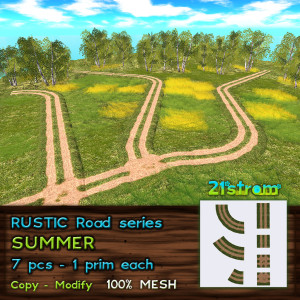 Rustic Road Summer set