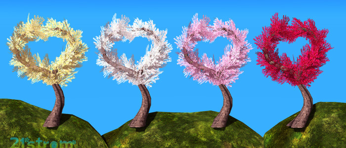 Big Heart Trees